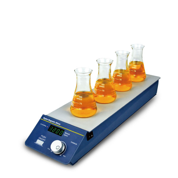 SP-100 Multi-Positon Magnetic Stirrer